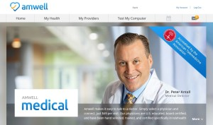 See a Doctor Anytime Online with Amwell — Get Your $1 Visit Code!
