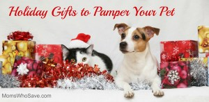 Don't Forget Your Pets — 10+ Gift Ideas for Your Furry Friends