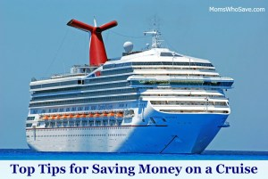 Top Tips for Saving Money on a Cruise