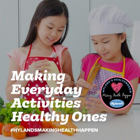 hylands giveaway