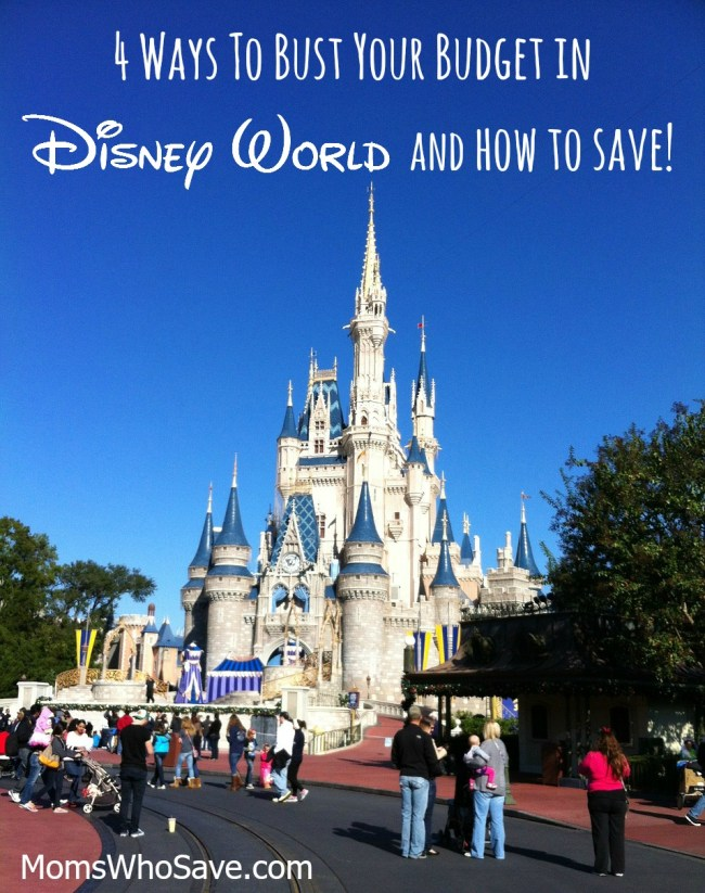 how to save at Disney World