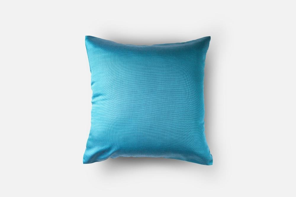 shirt into a pillow cover