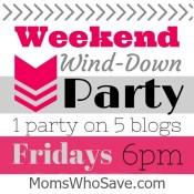 Weekend Wind Down Link Party