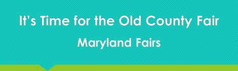 Maryland County Fairs