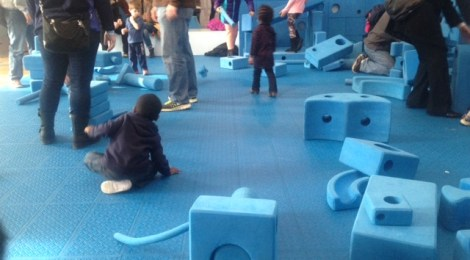 WARNING TOTS ONLY!! Indoor Spots for Toddlers!