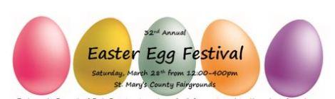 St. Mary's County Easter Egg Festival