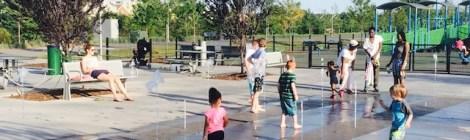 Potomac Yard Park and Sprayground