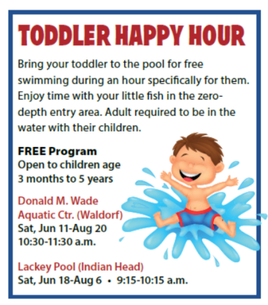 toddler happy hour