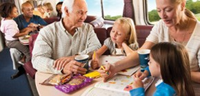 Discount Amtrak Deals: Kids Ride for $29
