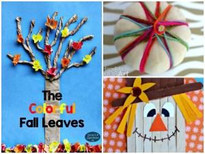 Fall Preschool Crafts 5