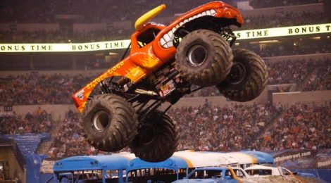 Monster Jam Triple Treat Series is Coming to DC + Giveaway