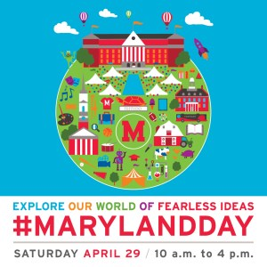 Maryland Day _ Colorful