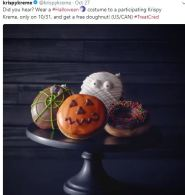Halloween Deals Krispy Kreme