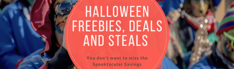 Halloween Freebies, Deals and Steals at these Restaurants (1)