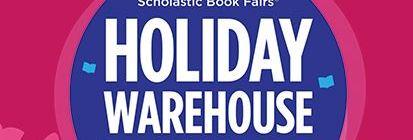 scholastic holiday warehouse book fair laplata