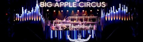 Big Apple Circus at National Harbor + {GIVEAWAY & DISCOUNT}