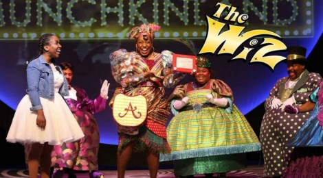 A Sneak Peak Inside The Wiz at Ford's Theatre | Moms With Tots