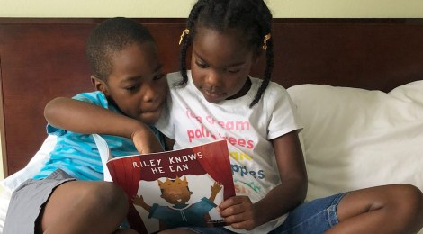 Riley Knows He Can - Children's Book Review
