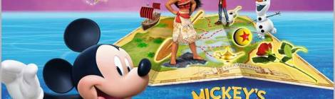 Disney On Ice Presents Mickey's Search Party is Coming to DC + {Giveaway}