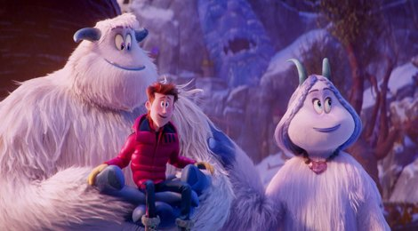 "Yetis Will Meet Humans in Upcoming Animation Film ""Smallfoot"""
