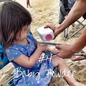 #4 Baby Powder