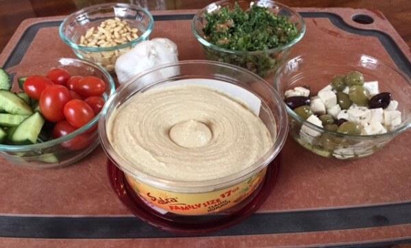 Doctored-Up Hummus