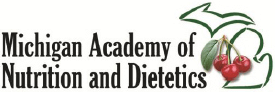 Logo - Michigan Academy Nutrition Dietetics