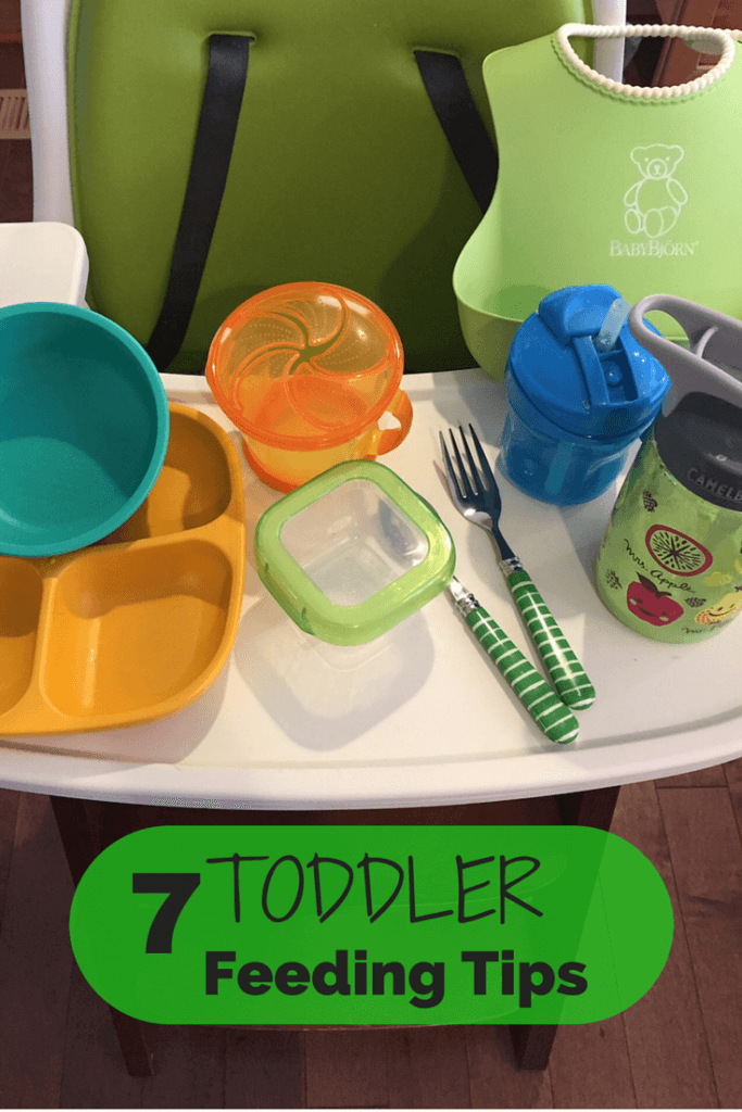 Full-proof, Mom and registered dietitian tips for feeding toddlers. From trying new foods to making mealtime less stressful for Mom and family, these tips are practical for children at any age.