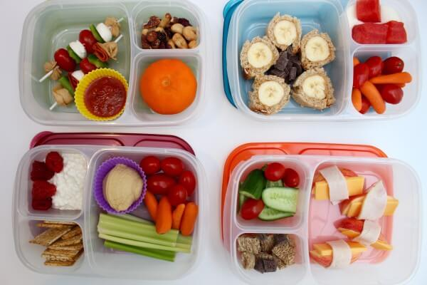 Tired of packing just sandwiches for school lunch? Dozens of easy non-sandwich school lunches Find this Pin and more on {Food} Healthy Kid Lunches by Mitzi @ Written Reality. Tired of packing just sandwiches for school lunch? Dozens of easy non-sandwich school lunch ideas that don't just have to .