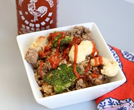 Super fast Beef and Broccoli Stir-Fry makes busy weeknight meals seem effortless. Packed with simple, fresh ingredients, protein-rich lean beef and a three-ingredient sauce.
