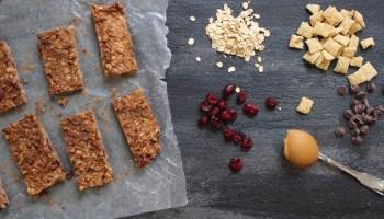 No-Bake Chocolate Protein Bars - Mom to Mom Nutrition