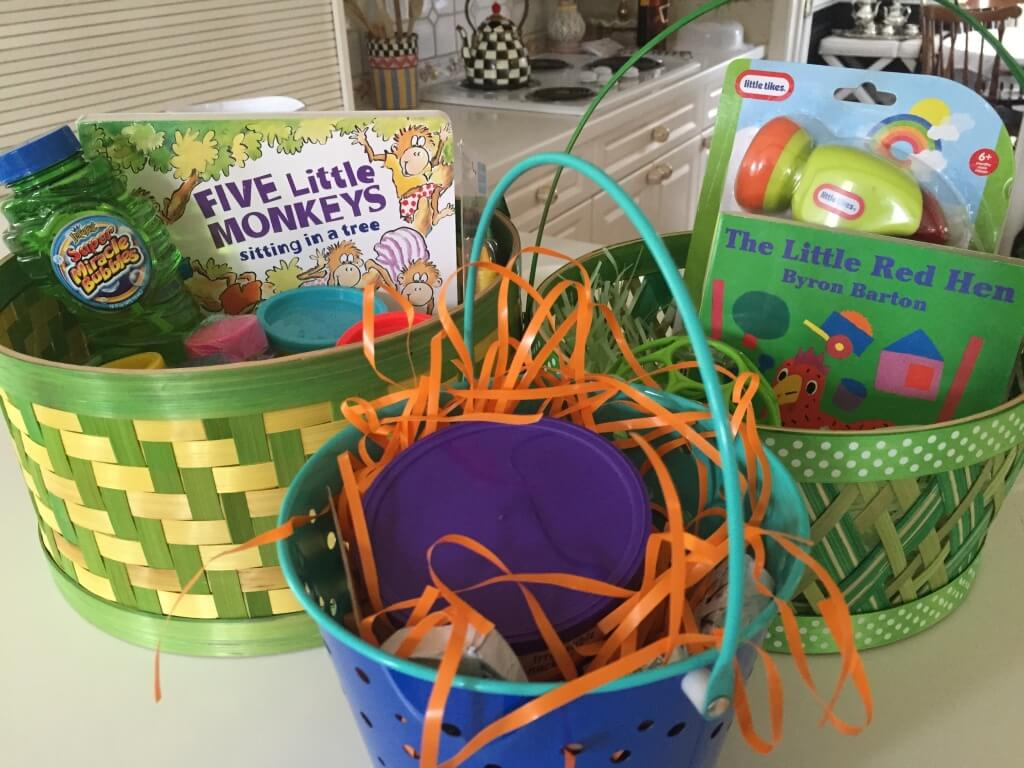 The best non candy easter basket gift ideas for kids mom to mom skip the chocolate and pick some fun non candy easter basket gift ideas for the negle Image collections