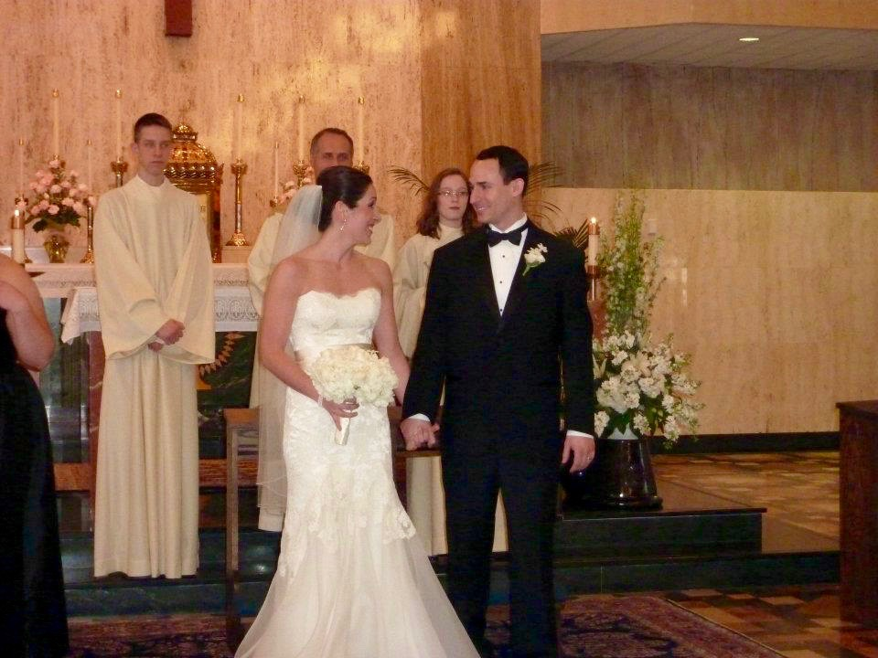 Pre-Babies, which was essentially right around our wedding. Ted and I have been married 4 years and I have been pregnant 3 of those years.