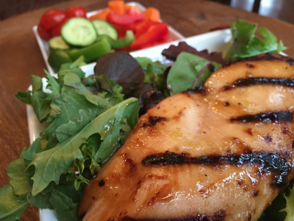 These chicken breasts are great on their own, as salad toppers, or a stuffing for sandwiches!