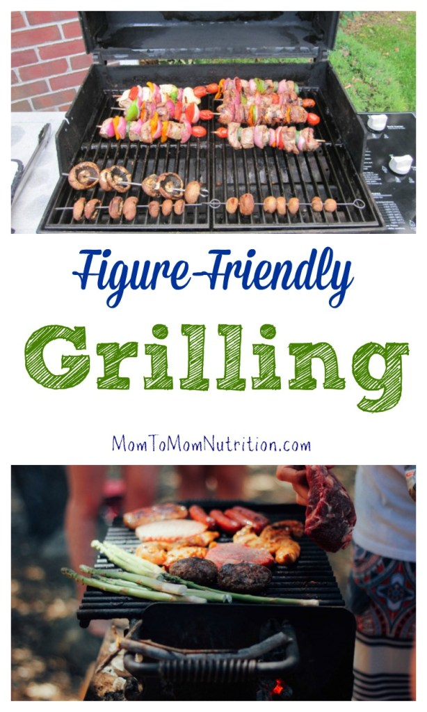 Learn the basics to getting a healthy grilled meal on the table with these figure-friendly grilling tips!