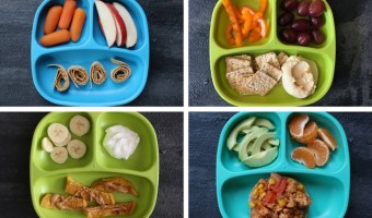 Build a variety of healthy toddler meal ideas for your toddler [and entire family] from a basic food list of their favorite foods!