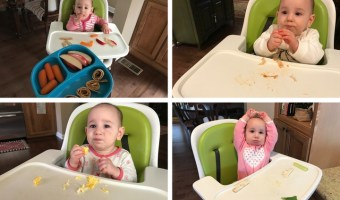 25+ Finger Foods for Babies and Toddlers