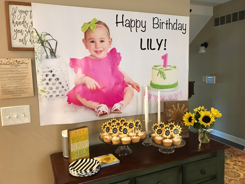 You Are My Sunshine Birthday parties are perfect for your summer baby! Make it simple with a little homemade and store-bought accessories and food!