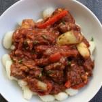 Slow Cooker Mediterranean Beef