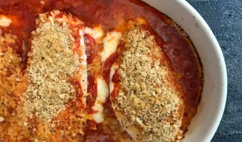 From marinara sauce to mozzarella cheese and pepperoni, if your family loves the flavors found in most pizza pies, then baked pizza chicken is a must-try!