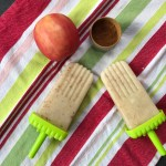 Apple Cinnamon Popsicles