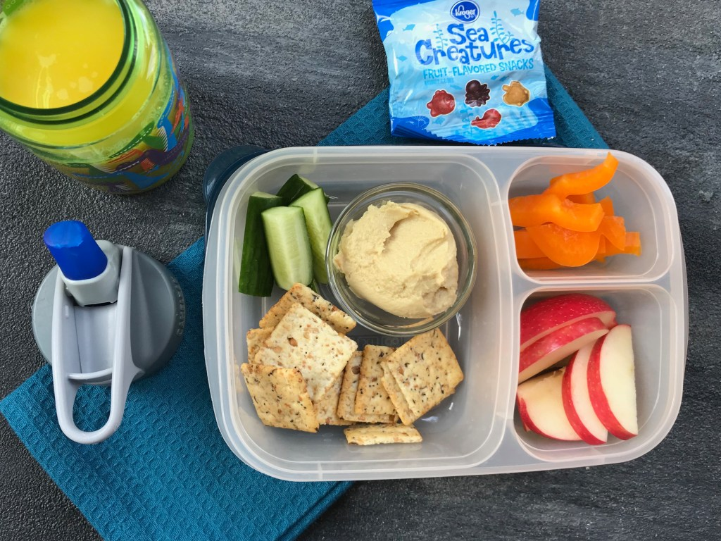 By following these 5 tips for packing a healthy school lunch, you can fuel your child's brain and body for busy school days!