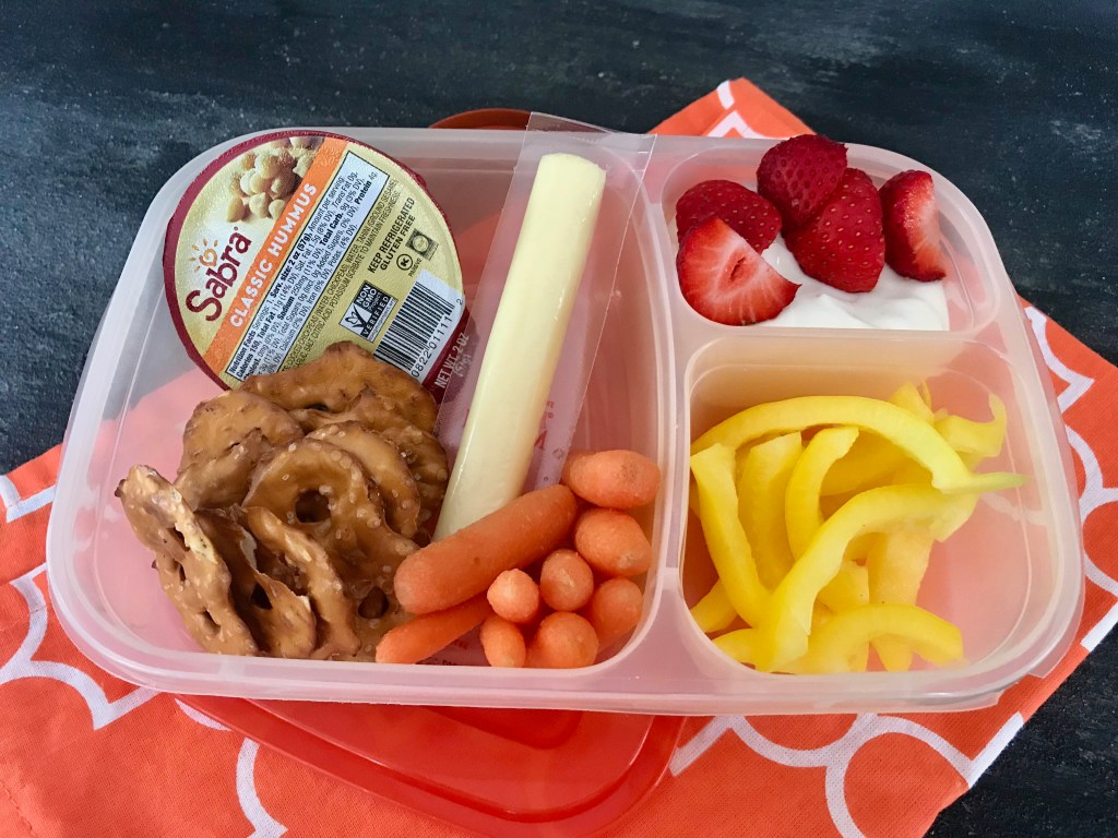 a protein packed school lunch idea mom to mom nutrition