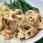 Slow Cooker Herb Chicken