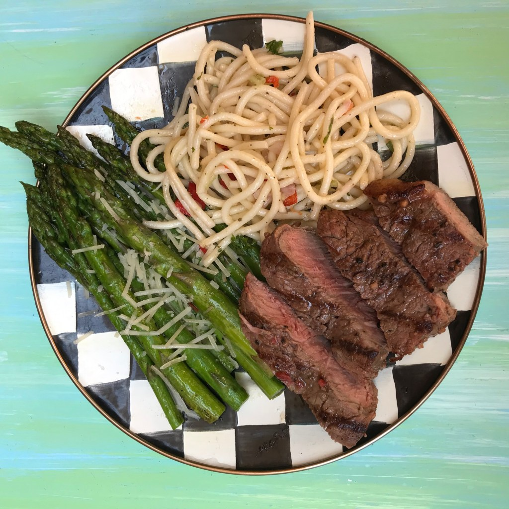 Grilled Sirloin Steaks for Meal Prep is the perfect option for prepping ahead so you'll have protein-packed meals throughout the week.
