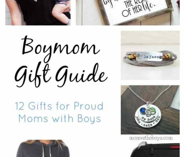 Boymom Gift Guide Mom Vs The Boys