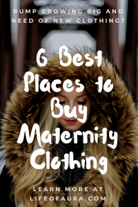 You are bound to have to buy new clothing during pregnancy, but where should you buy them? Check out more at momwhoraves.com. #pregnancy #maternityclothing #maternity #wheretobuy