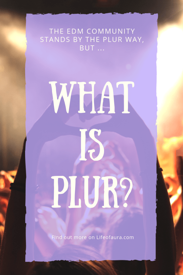 Before you jump to conclusions about PLUR being dead or not, do you really know what PLUR is? #festivalseason #rave #EDC #EDCvegas #festival #plur