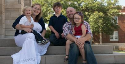Praying for Poop – Our Accidental Special Needs Adoption