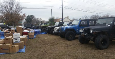 Disaster Relief in Garland